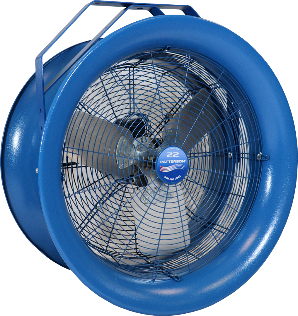 High Velocity Industrial Fans : High velocity fans patterson fan industrial
