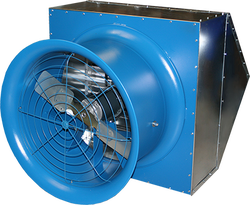 High Velocity Supply Fan