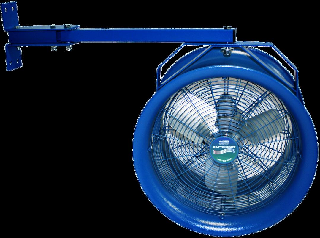 High Velocity Fan Truck Cooler Mount