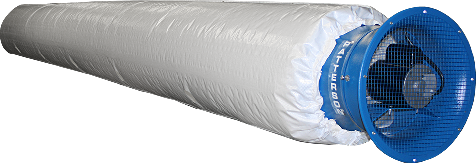 Power Tube - Fabric Air Duct